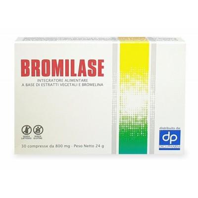 BROMILASE 30 COMPRESSE