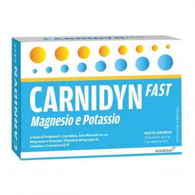 Carnidyn Fast Mag/pot 20bust