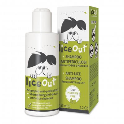 LICEOUT SHAMPOO ANTIPEDICULOSI 125 ML