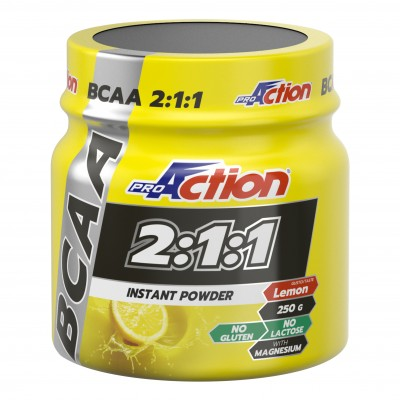 PROACTION BCAA 2 1 1 INSTANT 250 G